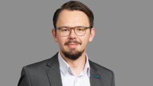 Der Pressereferent Markus Mrozek ist zuständig für alle Themen rund um Medien und Presse.
